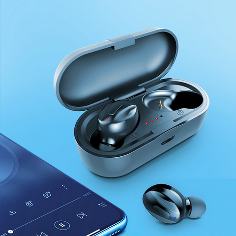 FBYEG TWS Min Bluetooth Earphone XG13 Wireless Earbuds