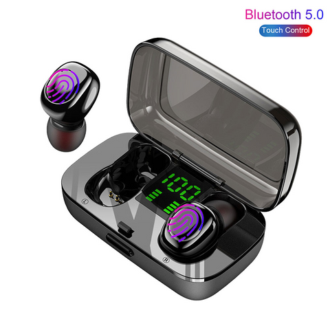 Bluetooth Headset_XG23 Bluetooth Headset 5.0 Stereo Wireless