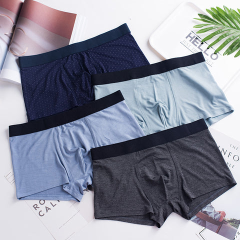 Men's boxer briefs _ Modal boxer briefs men's cotton