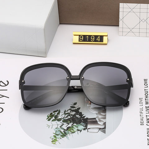 New sunglasses_manufacturer 2019 new sunglasses ladies big