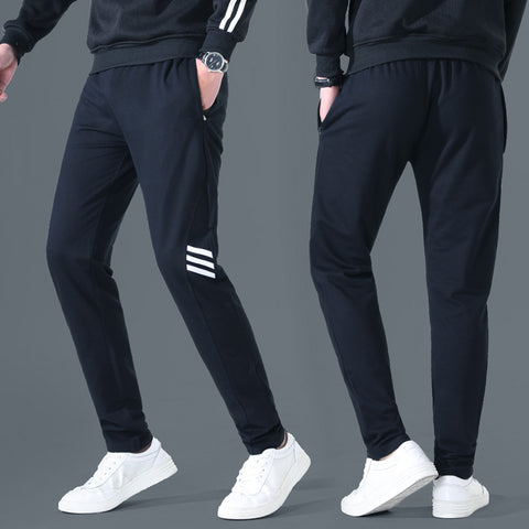 Casual pants _ spring and autumn sports pants men's trousers