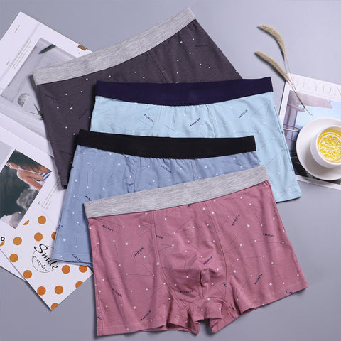 Men's underwear_new cotton men's underwear comfortable