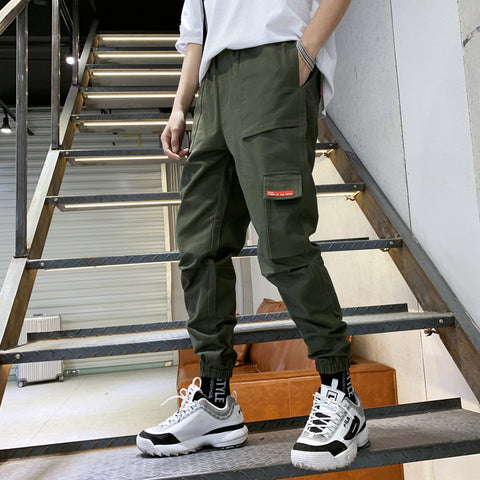Men's casual pants_original Japanese men's casual pants