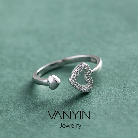 Sterling silver ring_Wan Ying Jewelry Manufacturer s925