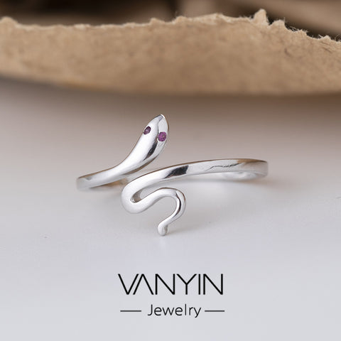 Sterling silver ring_Wan Ying factory direct sales cute s925