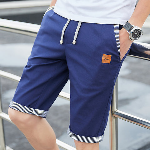 Pure cotton casual shorts _ summer new shorts men's cotton
