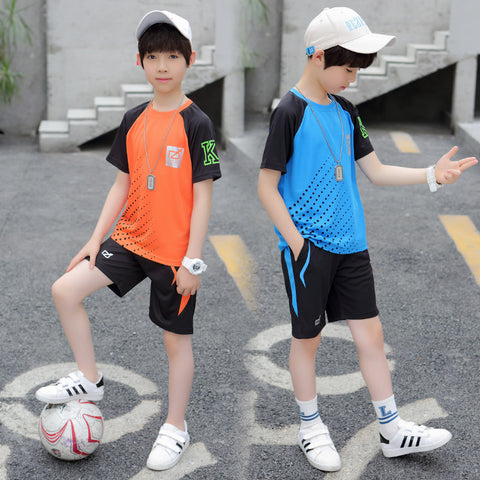 Children's sports suits_Children's sports suits Boys