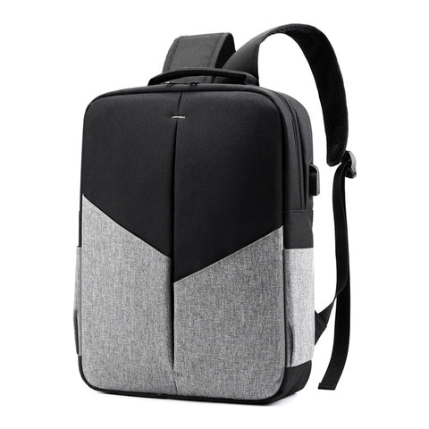 Computer backpack_usb computer backpack fashion youth