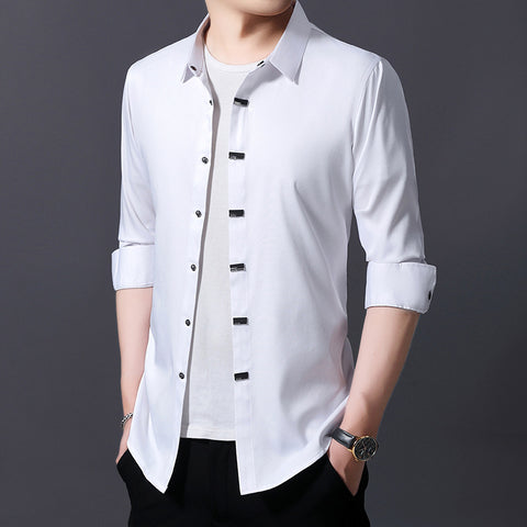 Brand men's clothing _ spring new brand men's fashion