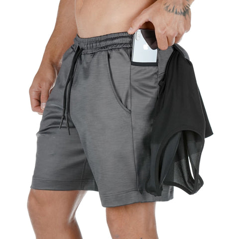 Summer Sports Shorts_Summer Sports Shorts Men's Breathable