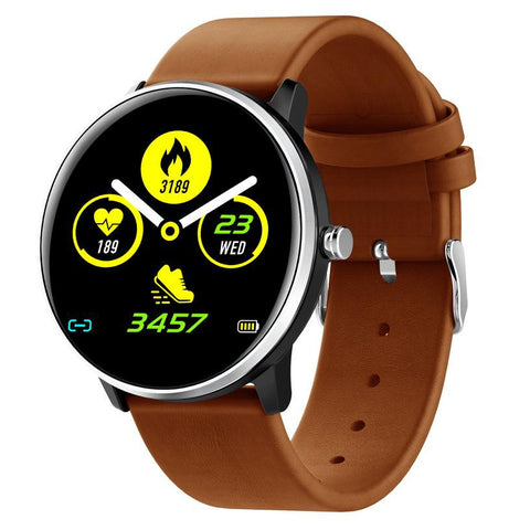 Touch watch _ smart bracelet watch pedometer heart rate