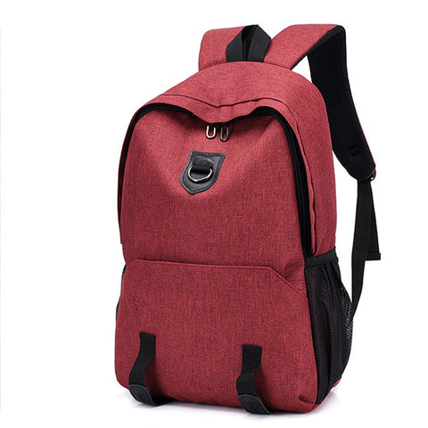 Middle School Student Bag_Shoulder Bag Swiss Travel Backpack