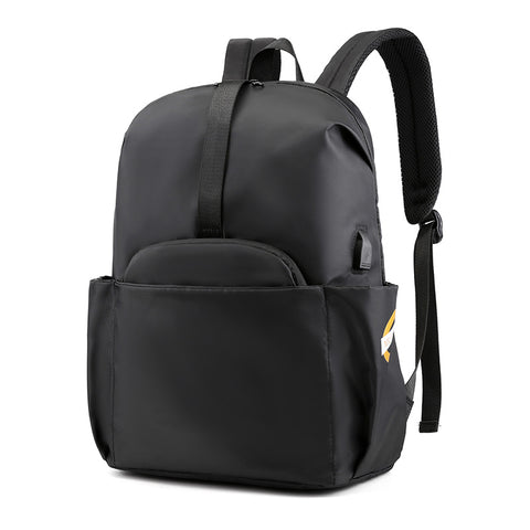 College bag _ Backpack Fashion Korean Simple Lightweight