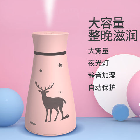 Car Air Purifier_Humidifier Office Air Aroma Creative Gift