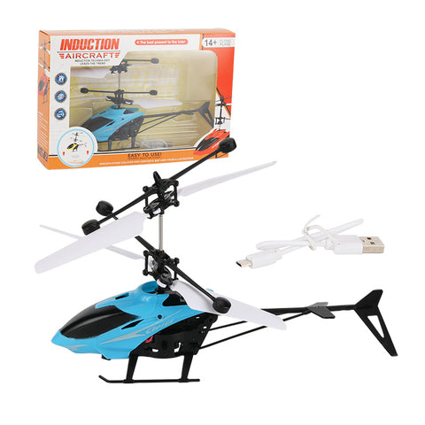 Creative toys_Induction suspension aircraft remote control