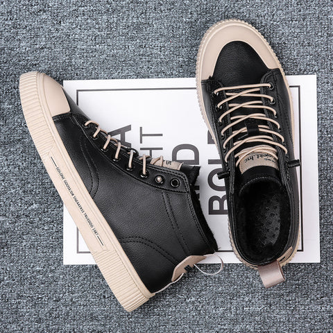 New men's shoes _2019 new men's shoes casual increase