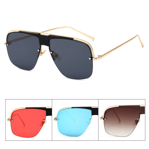 Fashion Sunglasses_2020 New Fashion Sunglasses Half Frame