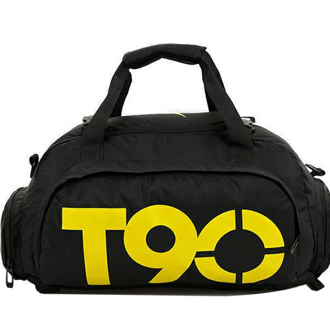 Large Capacity Travel Bag_Customized Fitness Sports Bag
