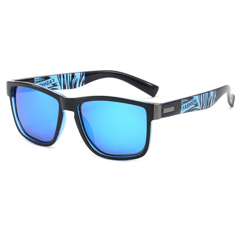 Men's Polarized Sunglasses_Box Polarized Sunglasses