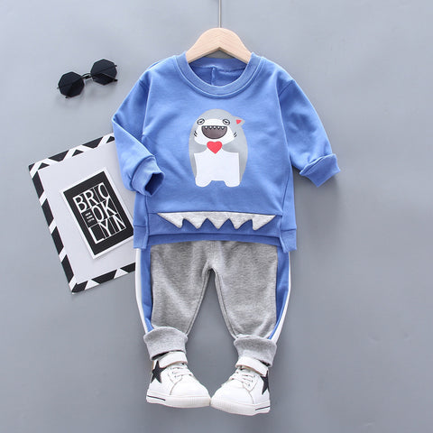 Spring new children's clothing _ spring new children's