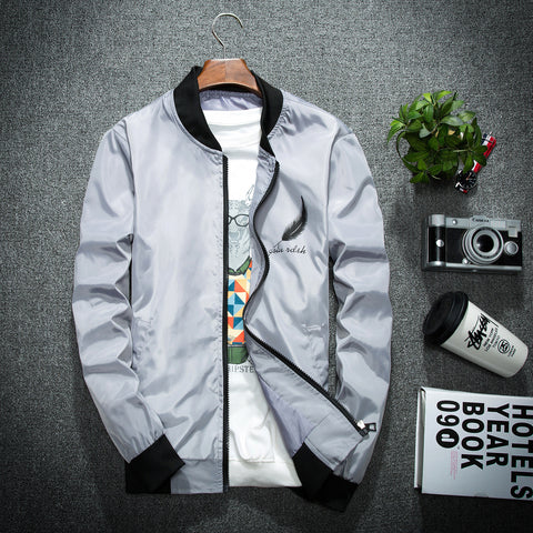 Casual jacket _ men's spring and autumn wear trendy men's