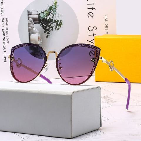 Polarized sunglasses_Ladies Polarized Sunglasses Butterfly