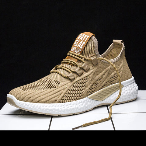 New men's shoes _ spring new men's shoes woven mesh sports