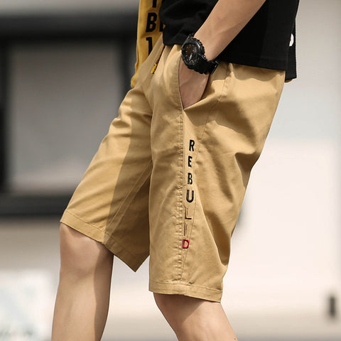 Men's casual shorts _ summer new men's casual shorts