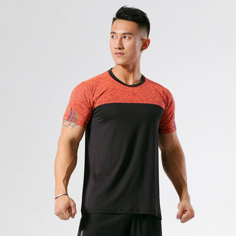 Men's Sportswear_Summer Men's Sportswear Tops Running