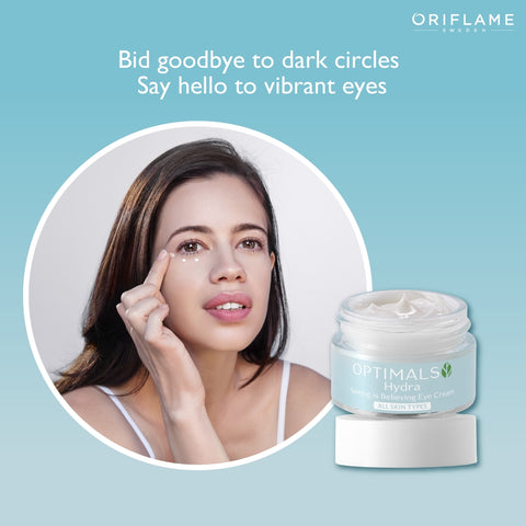 ORIFLAME- Optimals Hydra Seeing Is Believing Eye Cream All
