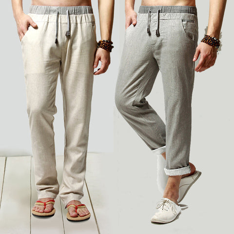 Men's Casual Pants_2019 Summer Men's Casual Pants Youth