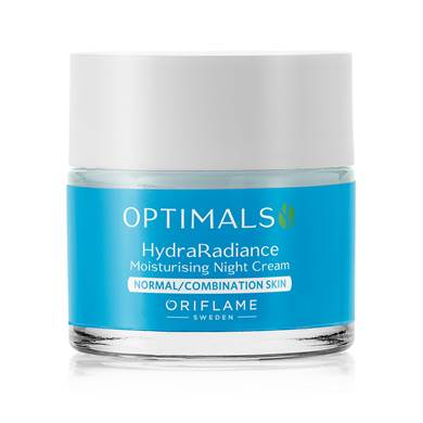Oriflame Optimal Hydra Radiance Nourishing Night Cream