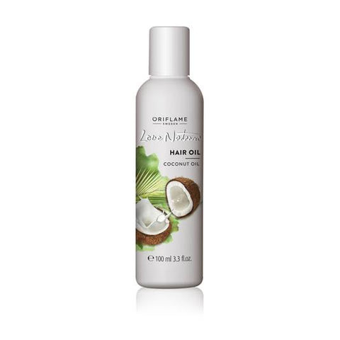 Oriflame Love Nature Hair Oil Coconut Oil, 100ml