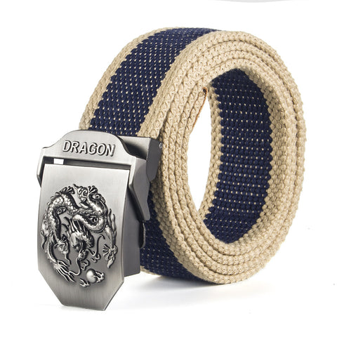 Men's Canvas Belt _ Spot Wholesale Outdoor Canvas Belt