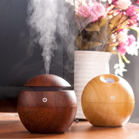 Mini Humidifier_Explosion USB Essential Oil Aromatherapy