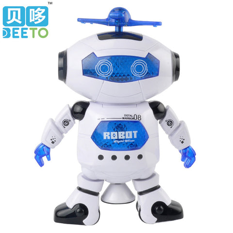 B / O Toys_Space Electric Dancing Toys Infrared 360 Degree