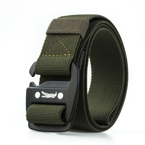 Outdoor leisure belt _ the new spring men's casual outdoor