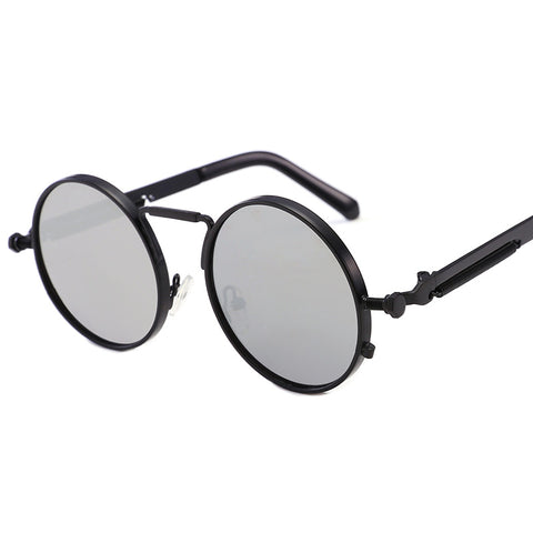 Sunglasses_European and American spring round frame
