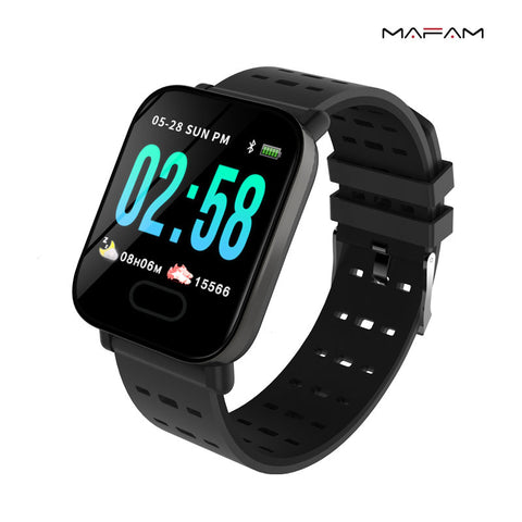Smart watch-A6 color screen smart bracelet m20 real-time