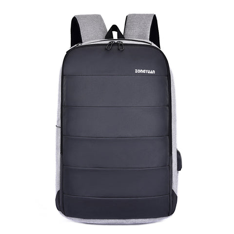 Student schoolbag _ cross-border backpack 2018 new fashion