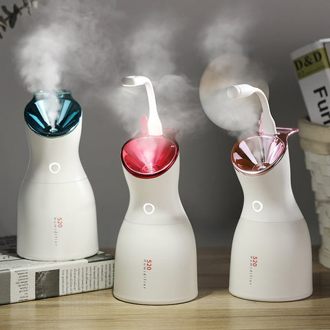 Beauty Humidifier_Creative 520 Beauty Humidifier Purple