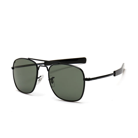 Men's Sunglasses_ao Sunglasses Metal Frame Fashion Men's and