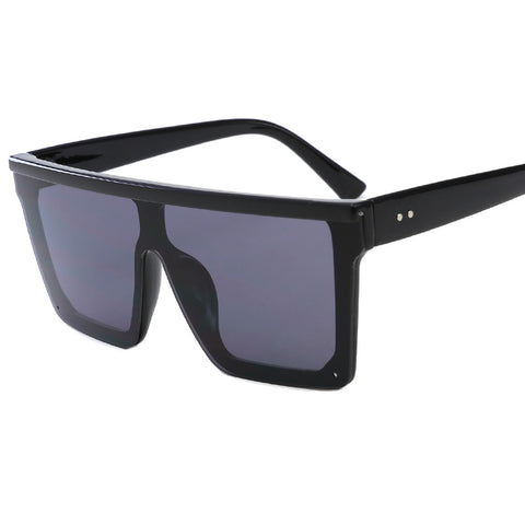 New sunglasses_new conjoined sunglasses 6979 European and