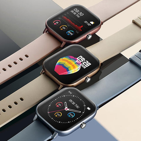 MAFAM P8 Full Screen Touch Smart Watch For Both Men Women