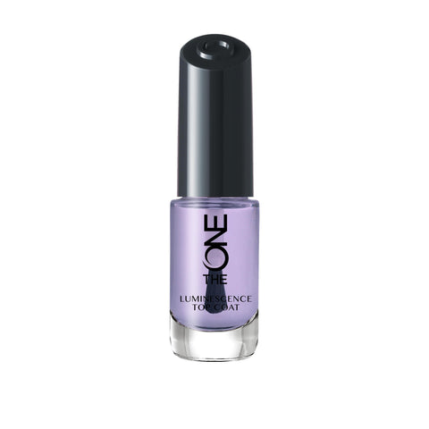 ORIFLAME The One Luminescence Top Coat Nail Polish,