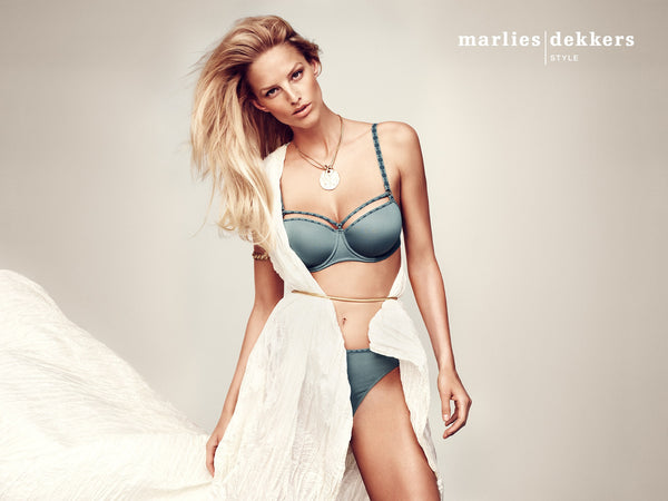 Marlies Dekker-Space Odyssey Balconet Bra - Pinned Up