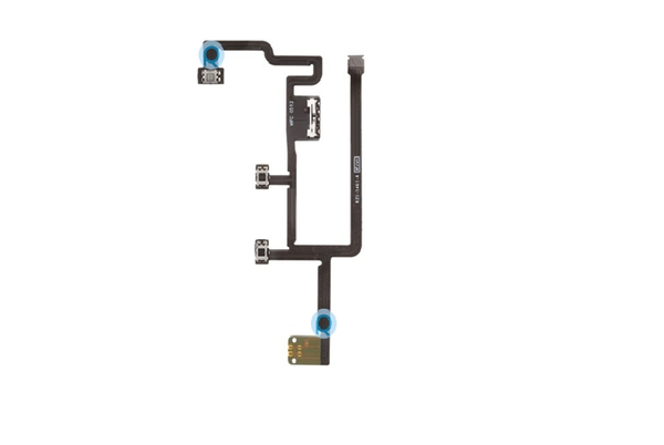 Flex Cable for Power and Volume