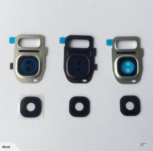 Samsung Galaxy S7 Edge Rear Camera Lens replacement