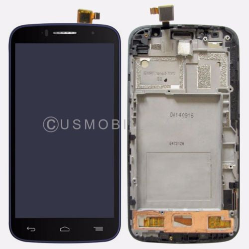 Alcatel One Touch Fierce (7024N Metro PCS) screen replacement