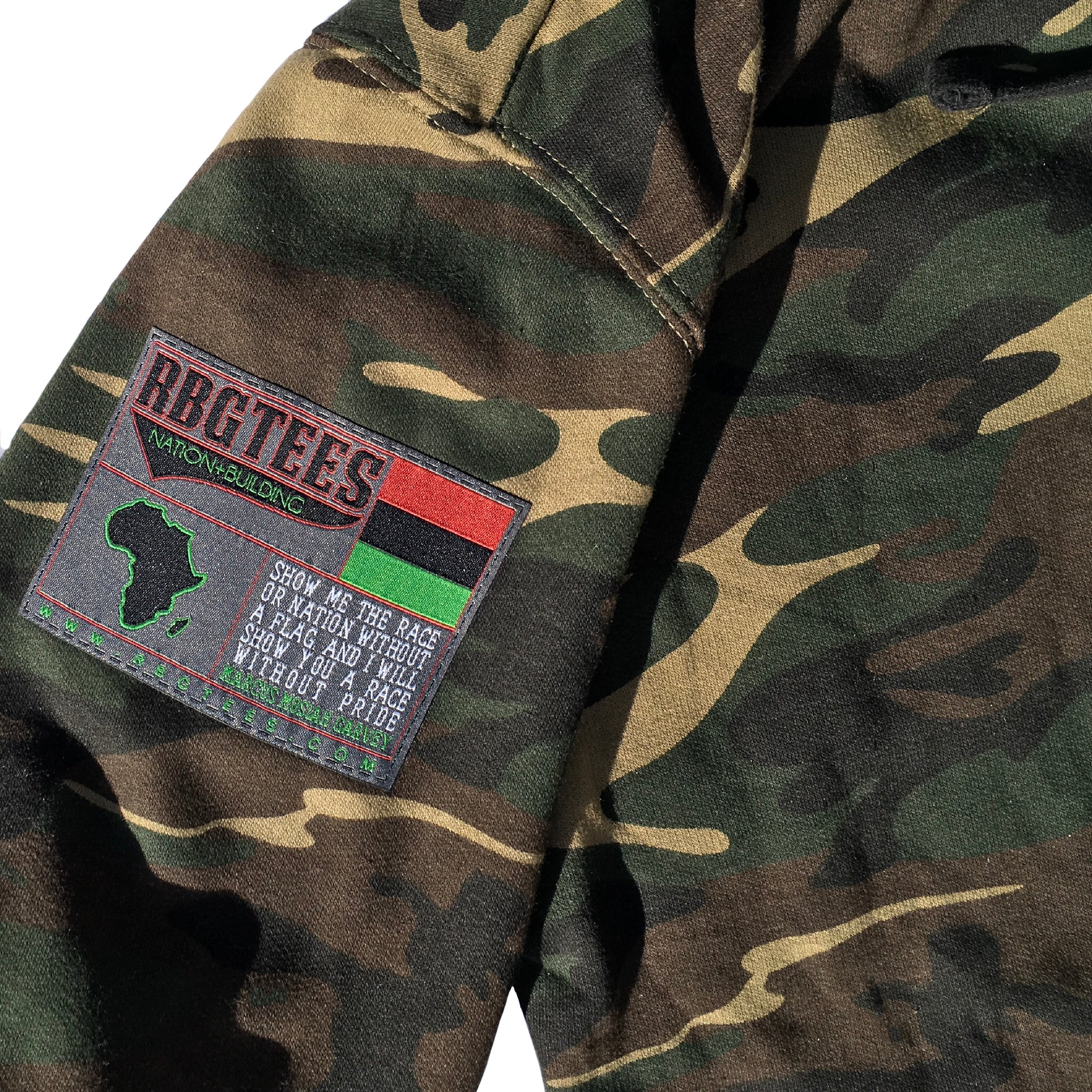 Logo Sweatsuit - War Ready